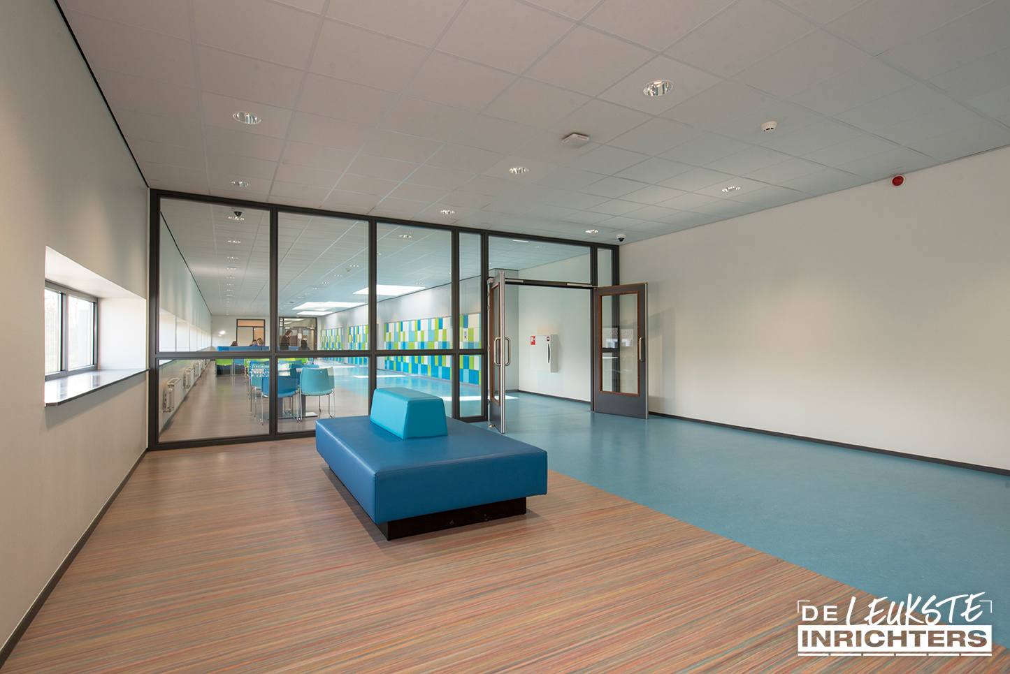 Alfrink aula hal gang ontwerp inrichting 2