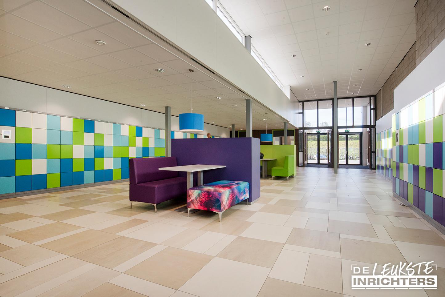 Alfrink aula hal gang ontwerp inrichting 5