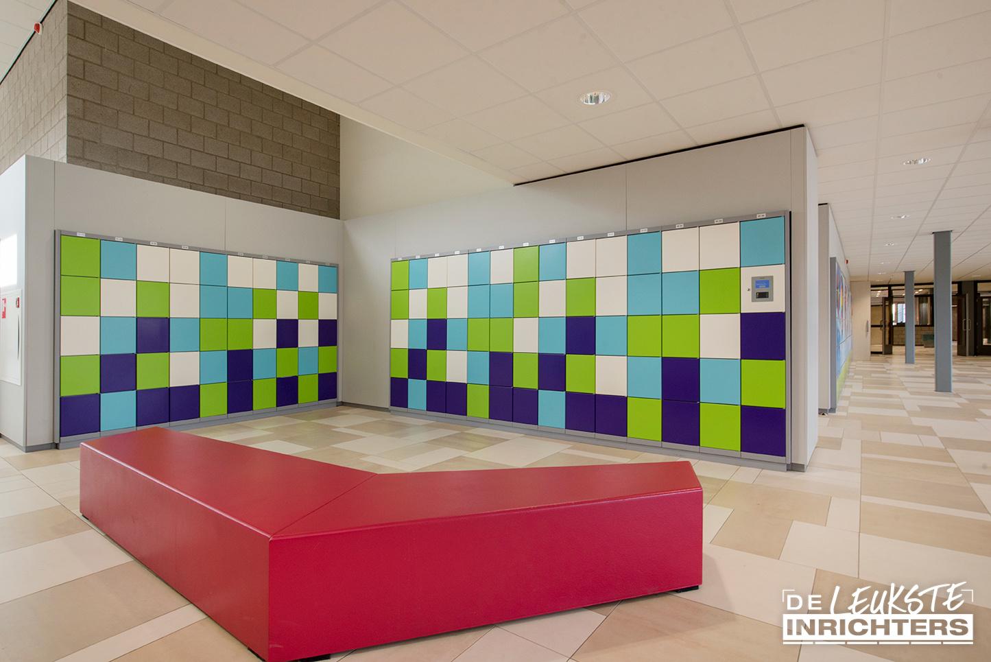 Alfrink aula hal gang ontwerp inrichting 6