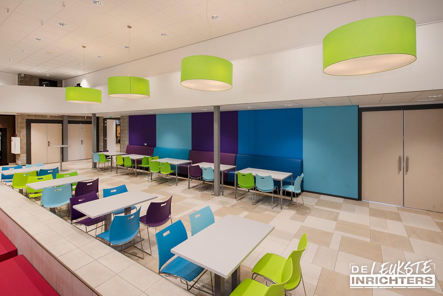 Alfrink aula hal gang ontwerp inrichting 7