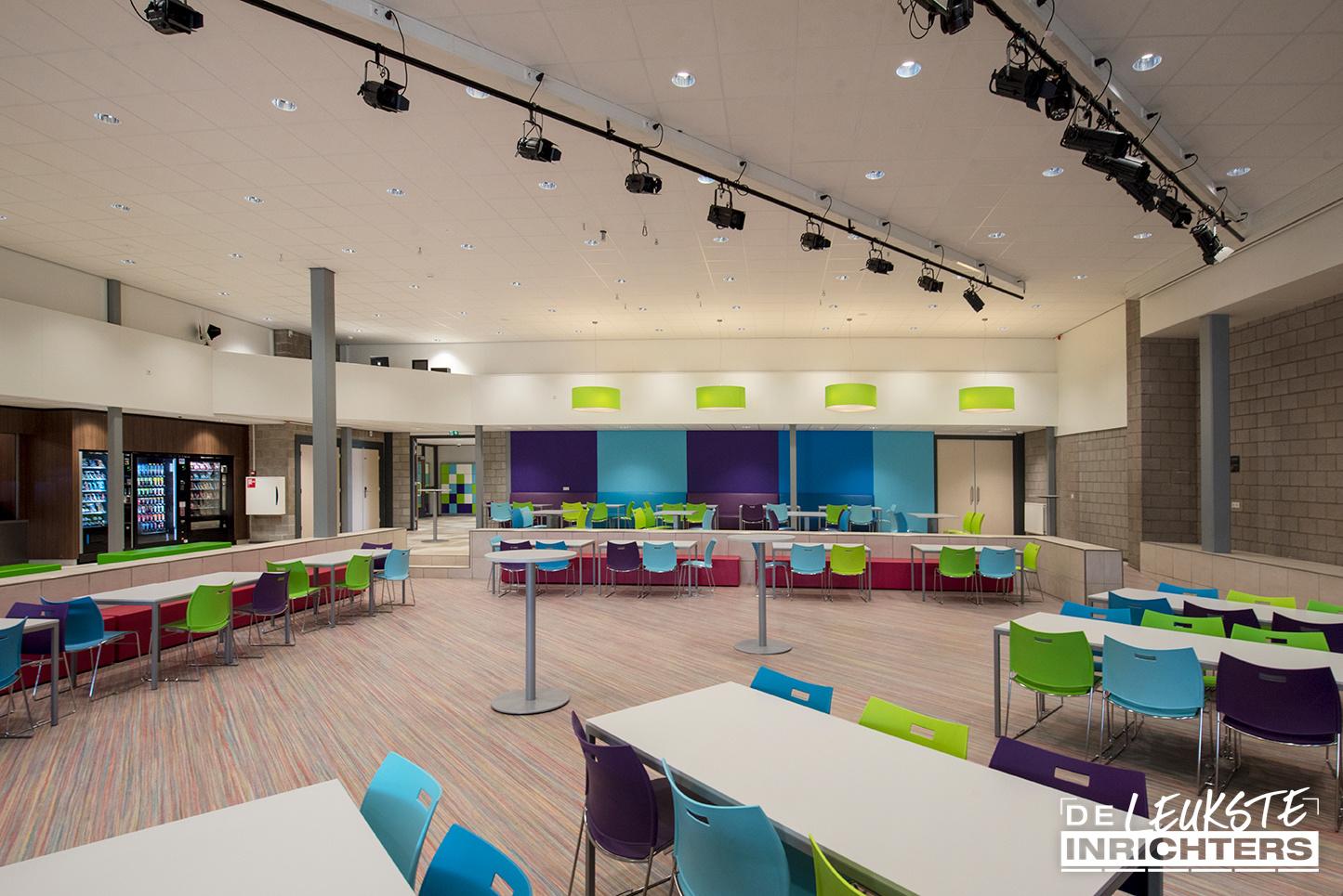 Alfrink aula hal gang ontwerp inrichting 8