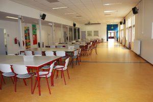 Voorfoto aula onderbouw Lingecollege Tiel