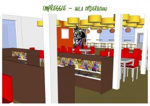 RSG Lingecollege impressie aula onderbouw