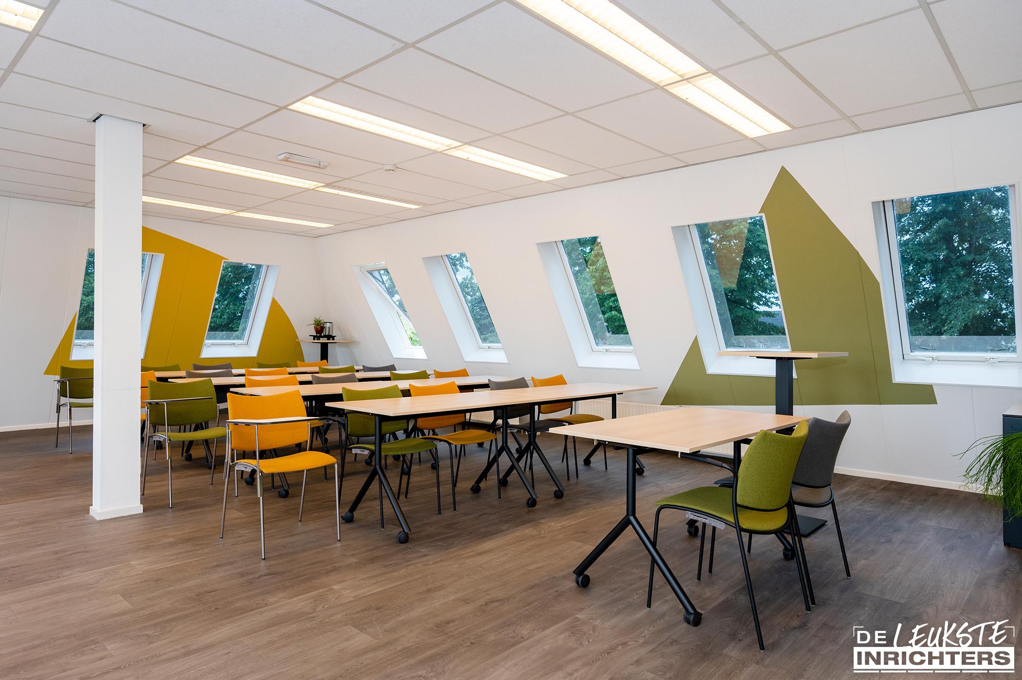 Stichting Logos Leerdam multifunctionele vergaderruimte opstelling2