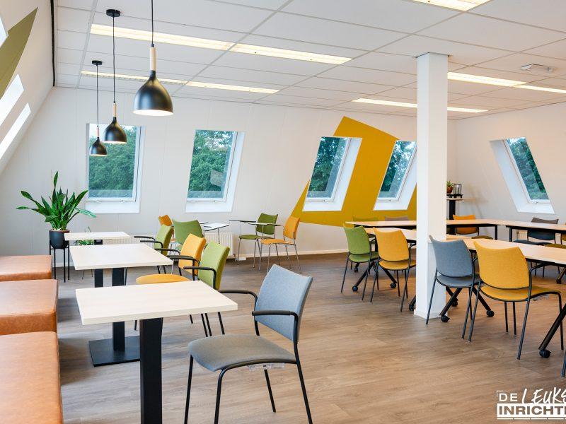 Stichting Logos Leerdam multifunctionele vergaderruimte overzicht