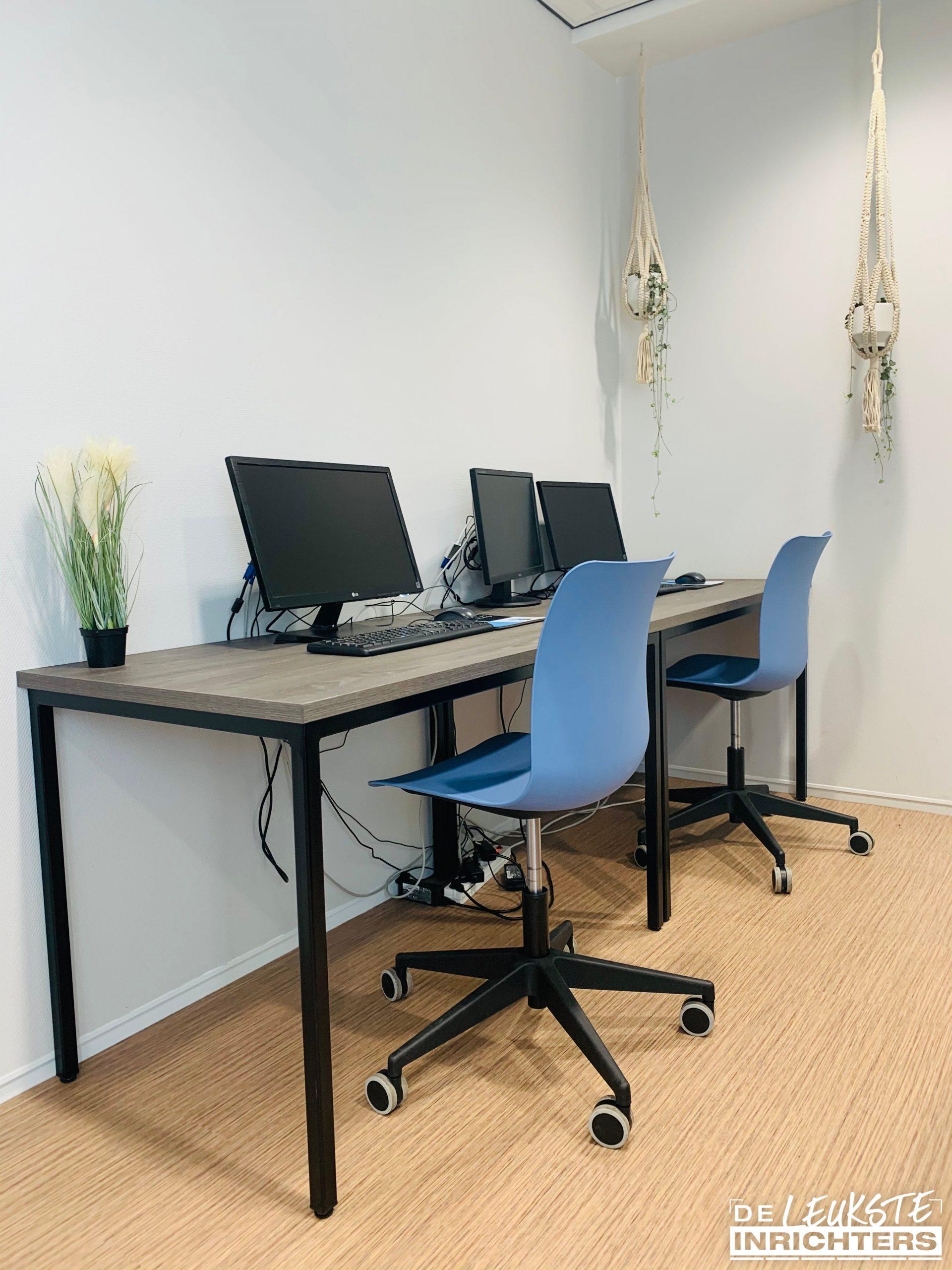 Willem de Zwijgerschool teamkamer werkplek